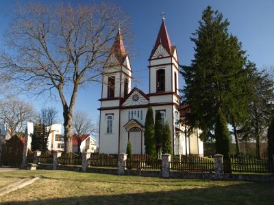 Aukstadvaris church